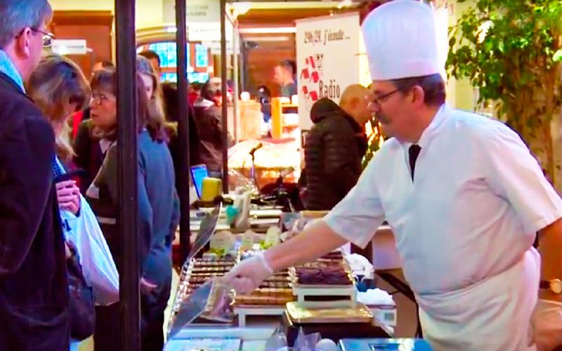 De nombreux Artisans Chocolatiers présents au Salon du Chocolat de Compiègne 2017 pour Tous ensemble avec Maël - Lions Clubs du Nord de la France