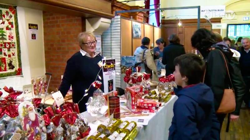Les LIONS Clubs de Compiègne et leur Salon du Chocolat en 2017 - Lions Clubs du Nord de la France