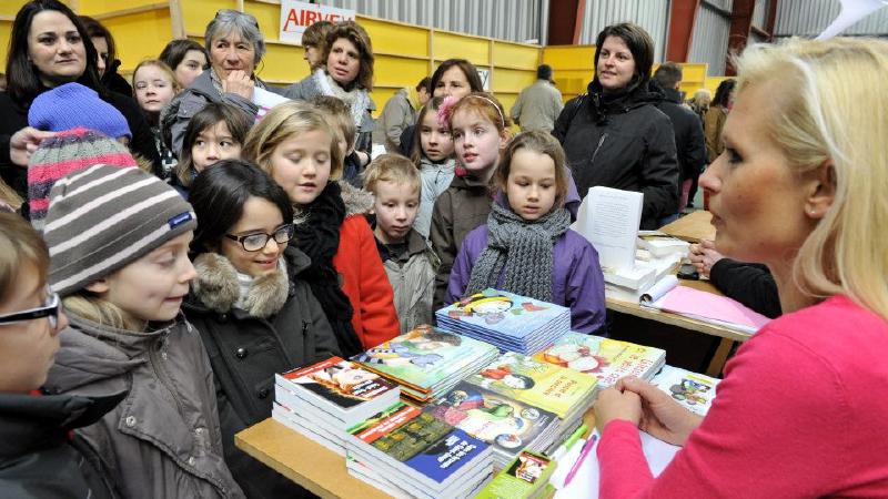 L'Espace Jeunes au Salon du Livre de Bondues 2017 - Lions Clubs du Nord de la France