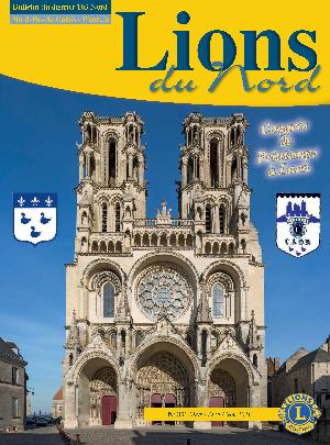 Revue Lions du Nord - n° 351 - Mars 2016 - Lions Clubs du Nord de la France
