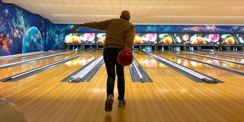 Soirée Bowling 2018 à Amiens pour Sourires à Faire Faces - Piste 2 - Amiens Doyen - Lions Clubs du Nord de la France