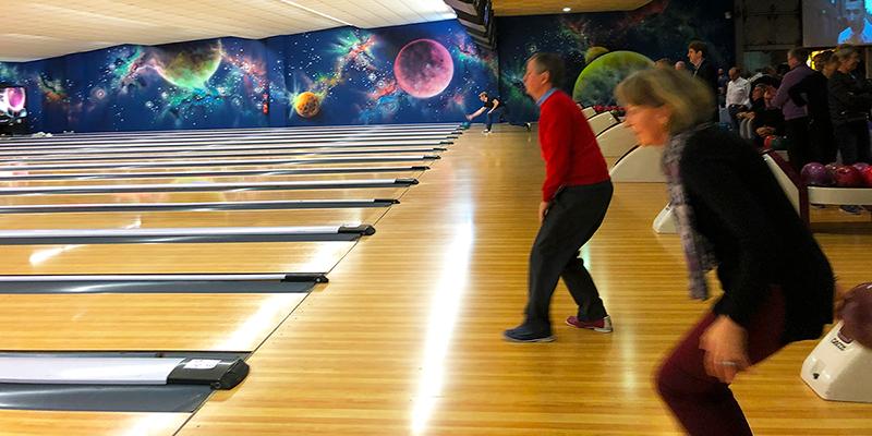Soirée Bowling 2018 à Amiens pour Sourires à Faire Faces - Piste 3 - Amiens Doyen - Lions Clubs du Nord de la France