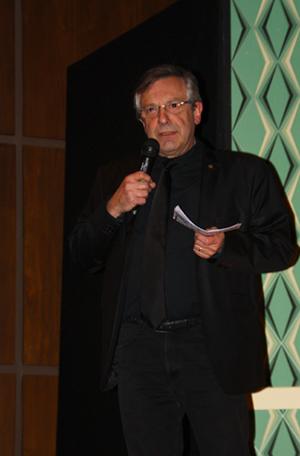 Théâtre : Délit de Fuites pour luter contre le Cancer chez l'Enfant - 2018 - Le Président du Lions Club Amiens Somme - Lions Clubs du Nord de la France